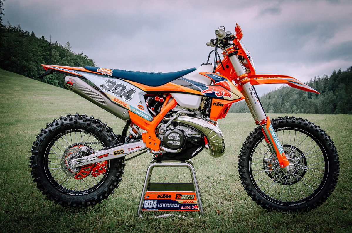 Gallery: KTM WESS bikes of 2020
