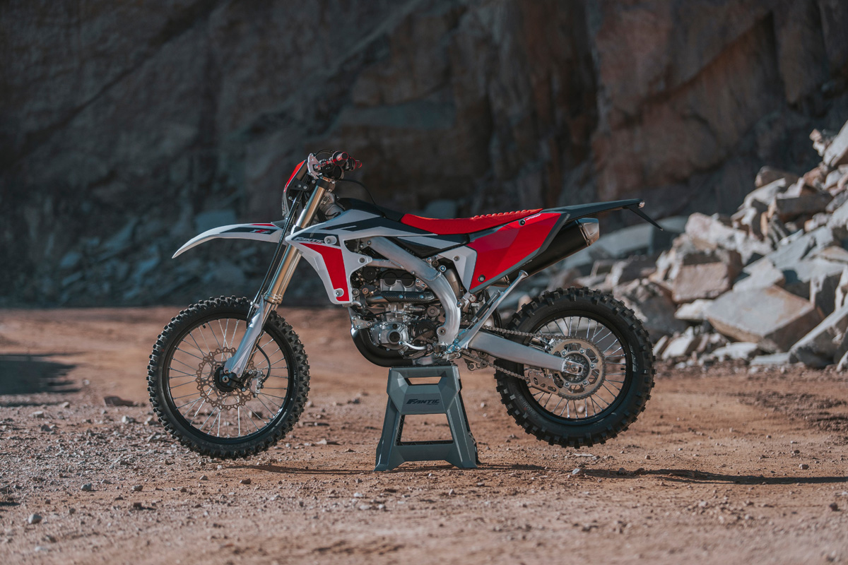 First look: 2021 FANTIC XEF 250 Enduro model