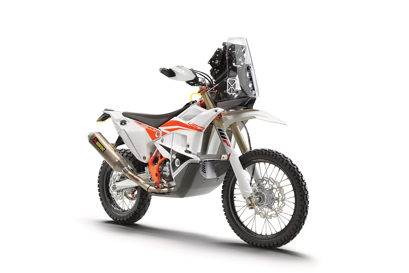 First look: 2021 KTM 450 Rally Replica