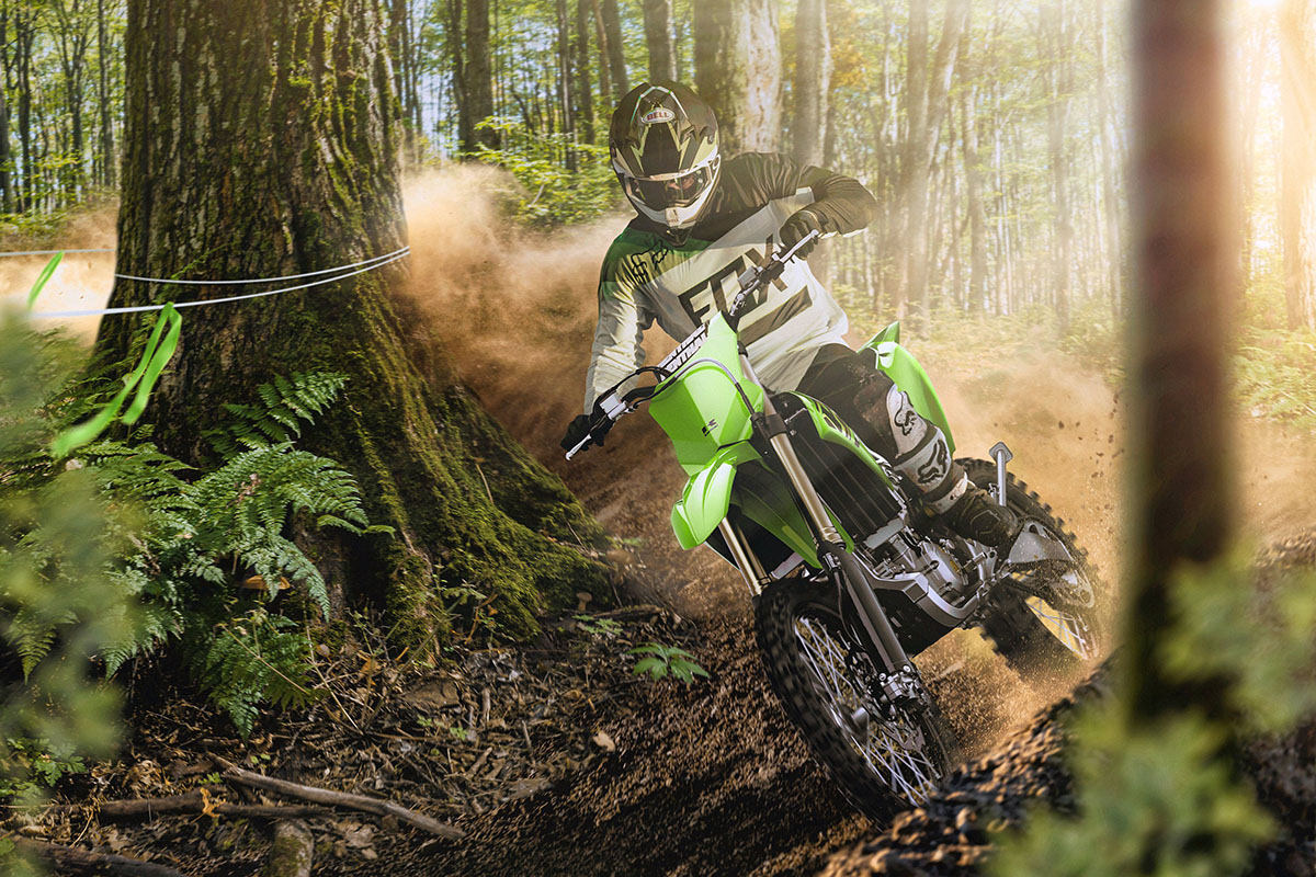 Kawasaki is back – new XC off-road KX models launched