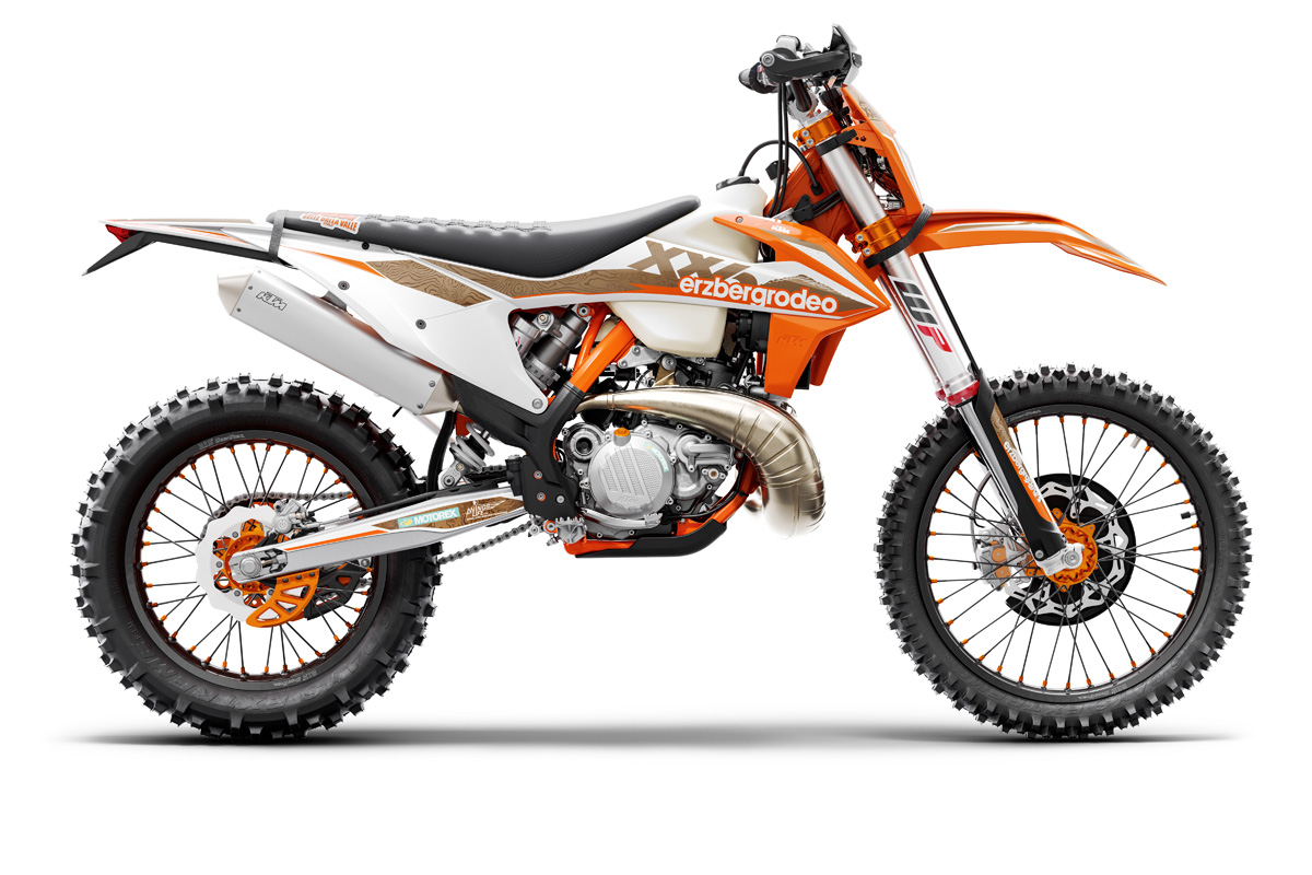 First Look: 2021 KTM EXC enduro models revealed