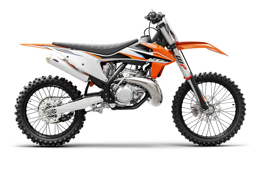 Traction control a reality with myKTM app – KTM 2021 SX range