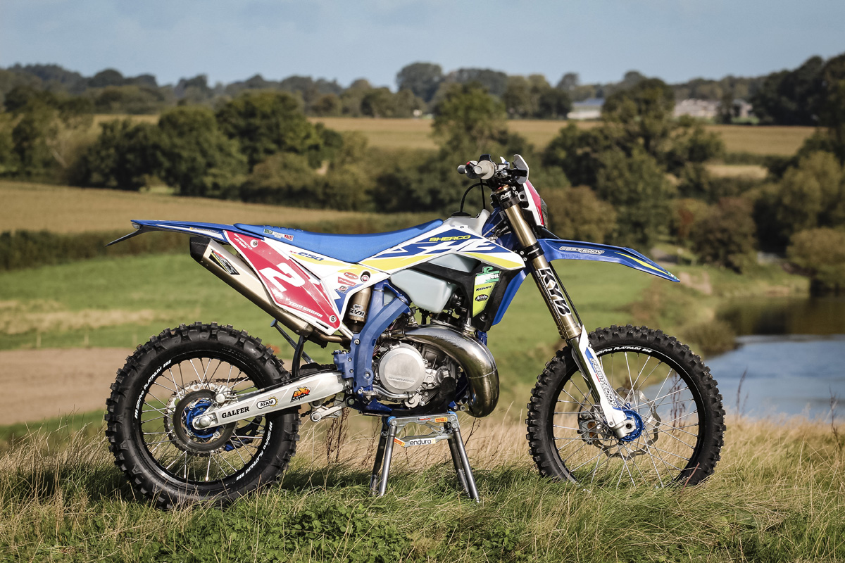 Tested: 2021 Sherco SE 250