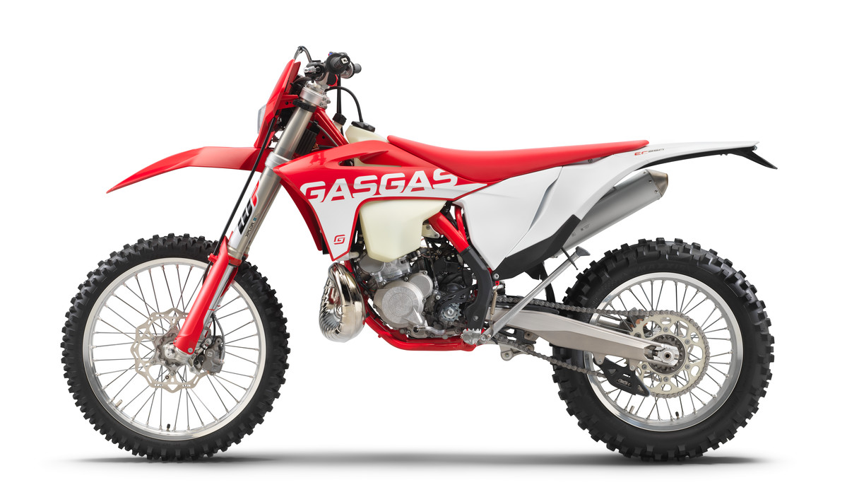 First look: 2021 GASGAS Enduro models revealed