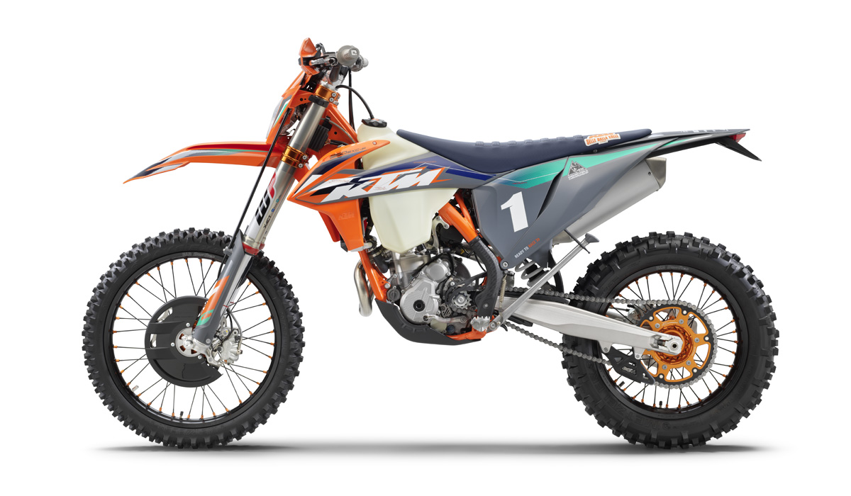 KTM 350 EXC-F WESS Edition
