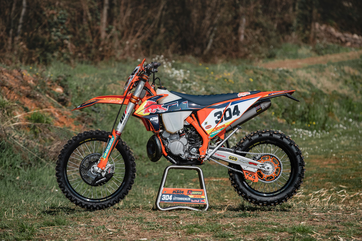 Pro Bike Gallery: Red Bull KTM Factory Racing 2021 World Championship EXCs
