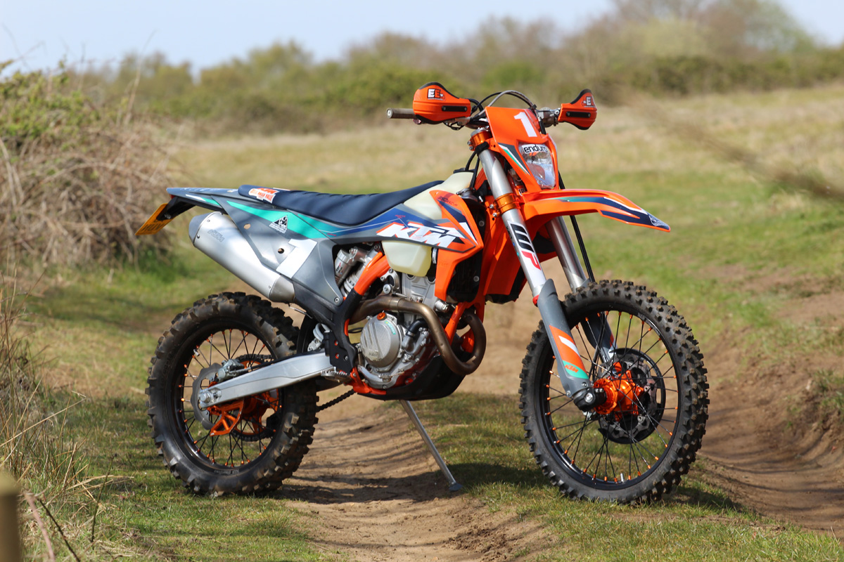 Tested: What's so good about KTM's 350 EXC-F WESS Edition?
