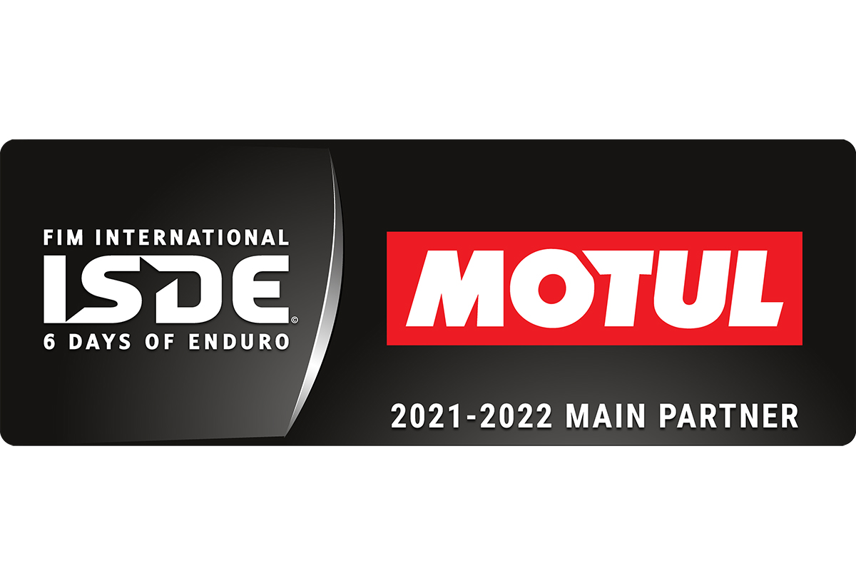 ISDE 2021: MOTUL signs two-year deal with FIM