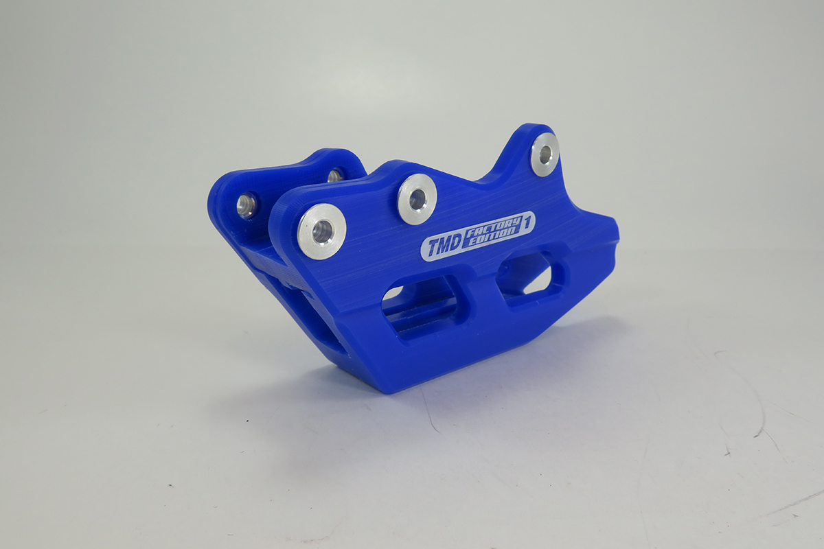 "New TM Designworks Rear Chain Guide for ""weekend warriors"""