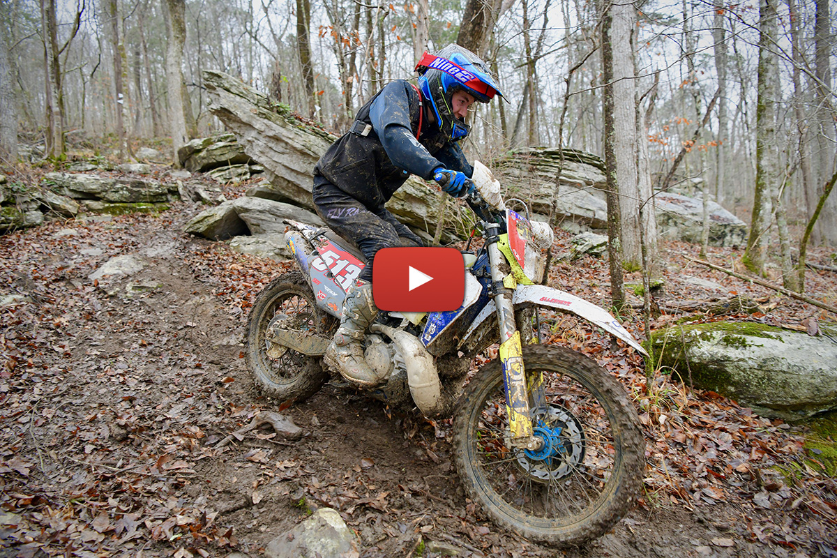 Video destacado del Enduro Extremo Covid Crusher 2021