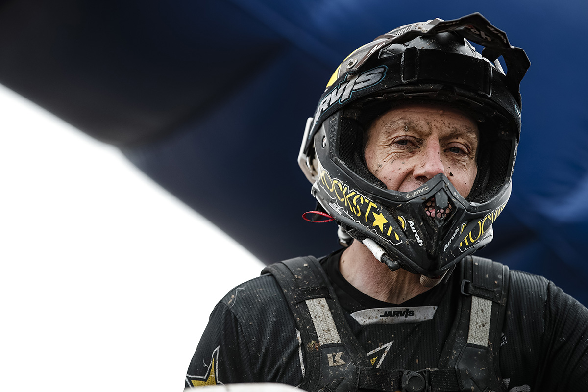 5 minutes: Graham Jarvis – new Rockstar Husqvarna deal and now a race team manager