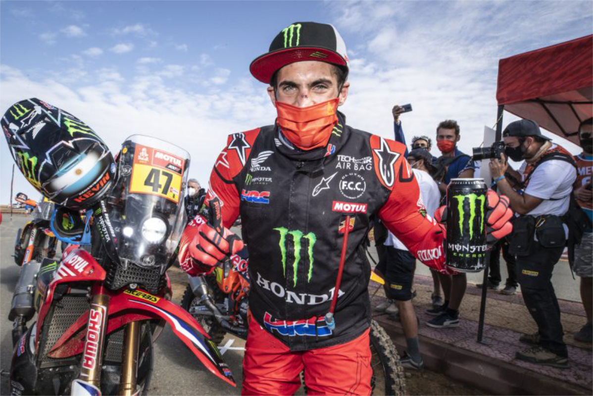 "Interview: Kevin Benavides, 2021 Dakar Rally winner – ""Being the first South American to win is a big honour"""
