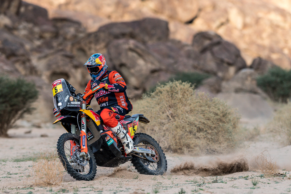 Dakar Rally 2021 news & results: Sunderland sets-up showdown with stage 11 win