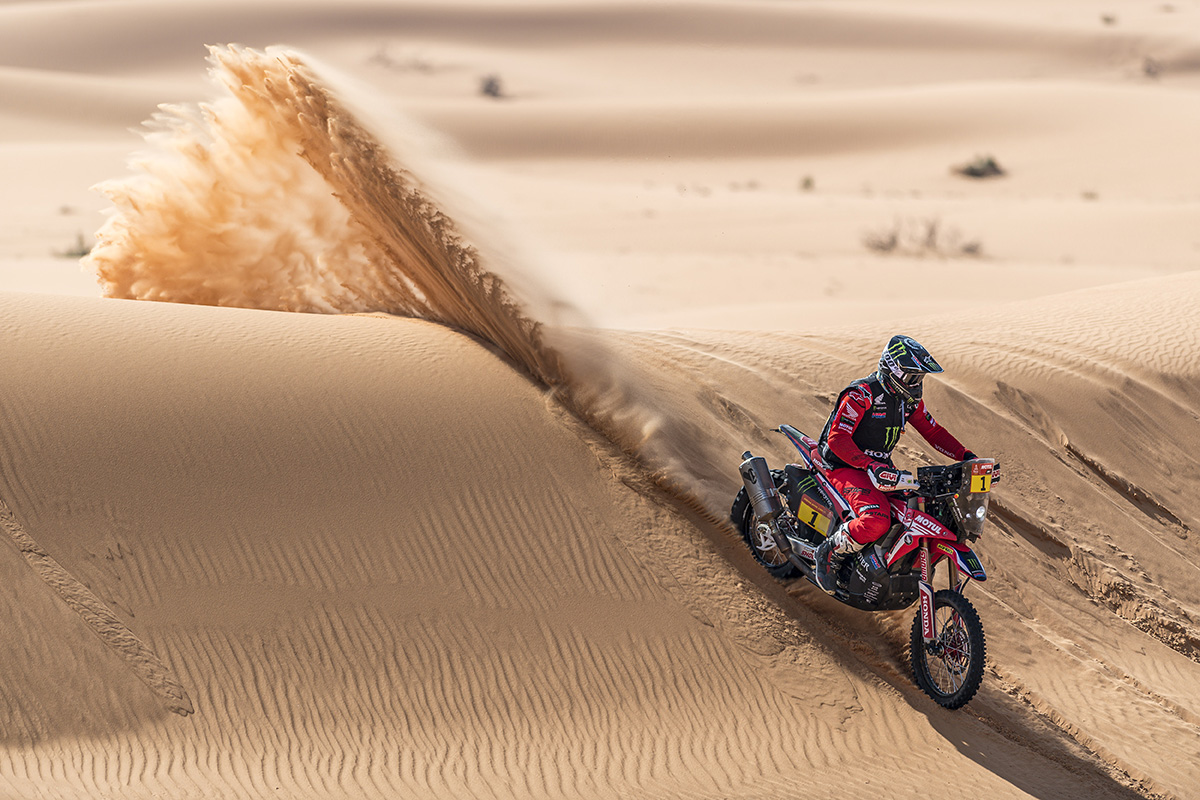 Dakar Rally 2021 news & results: Brabec is back on stage 7 – Cornejo leads by 1 second