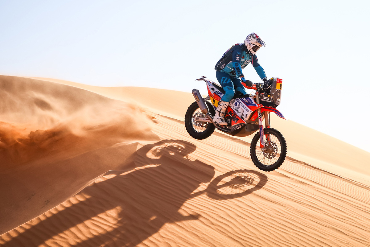 Dakar Rally 2021 news & results: Toby Price takes the win – Skyler Howes leads overall