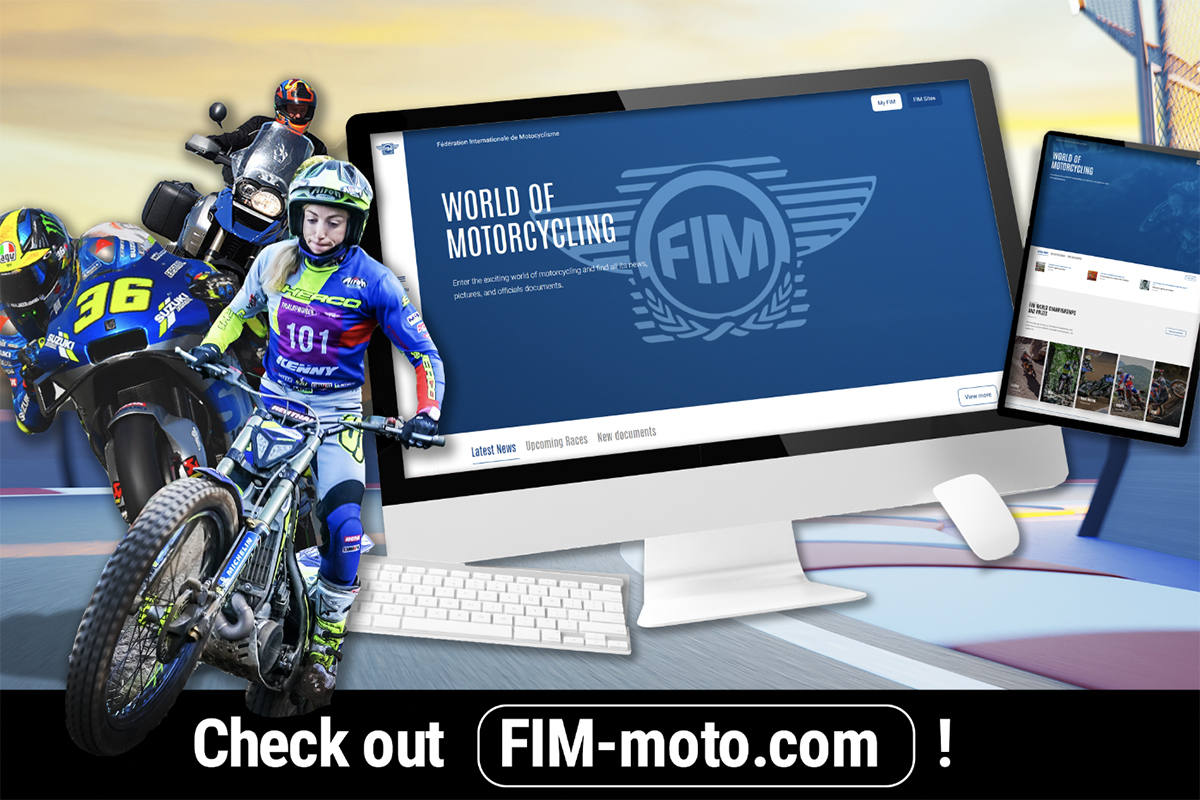 All new FIM website goes live