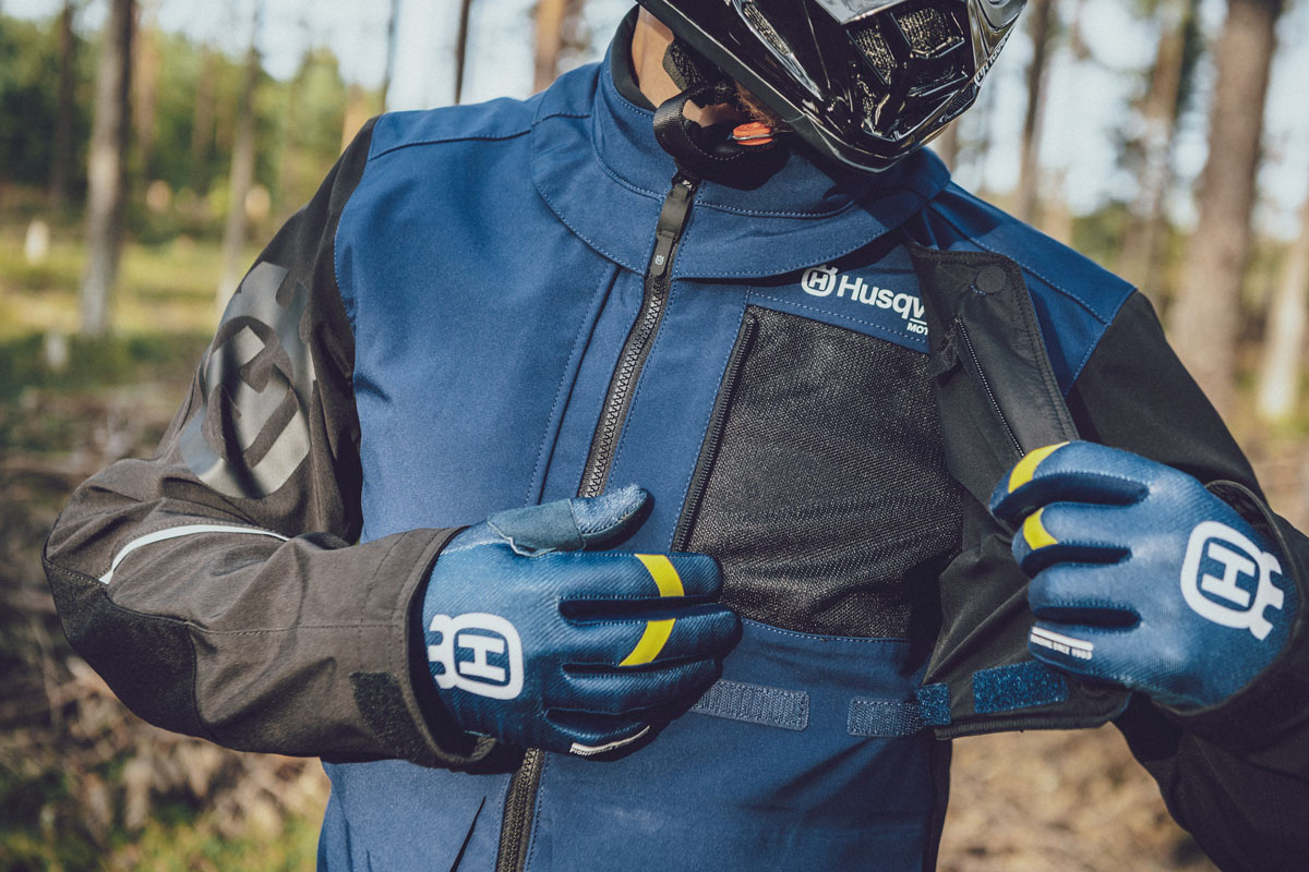Nueva colección Husqvarna 'Functional Apparel Collection' 2021