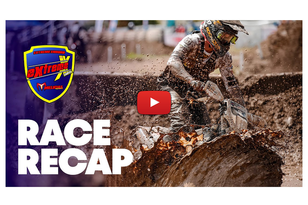 2021 Extreme XL Lagares EnduroCross mudfest video highlights