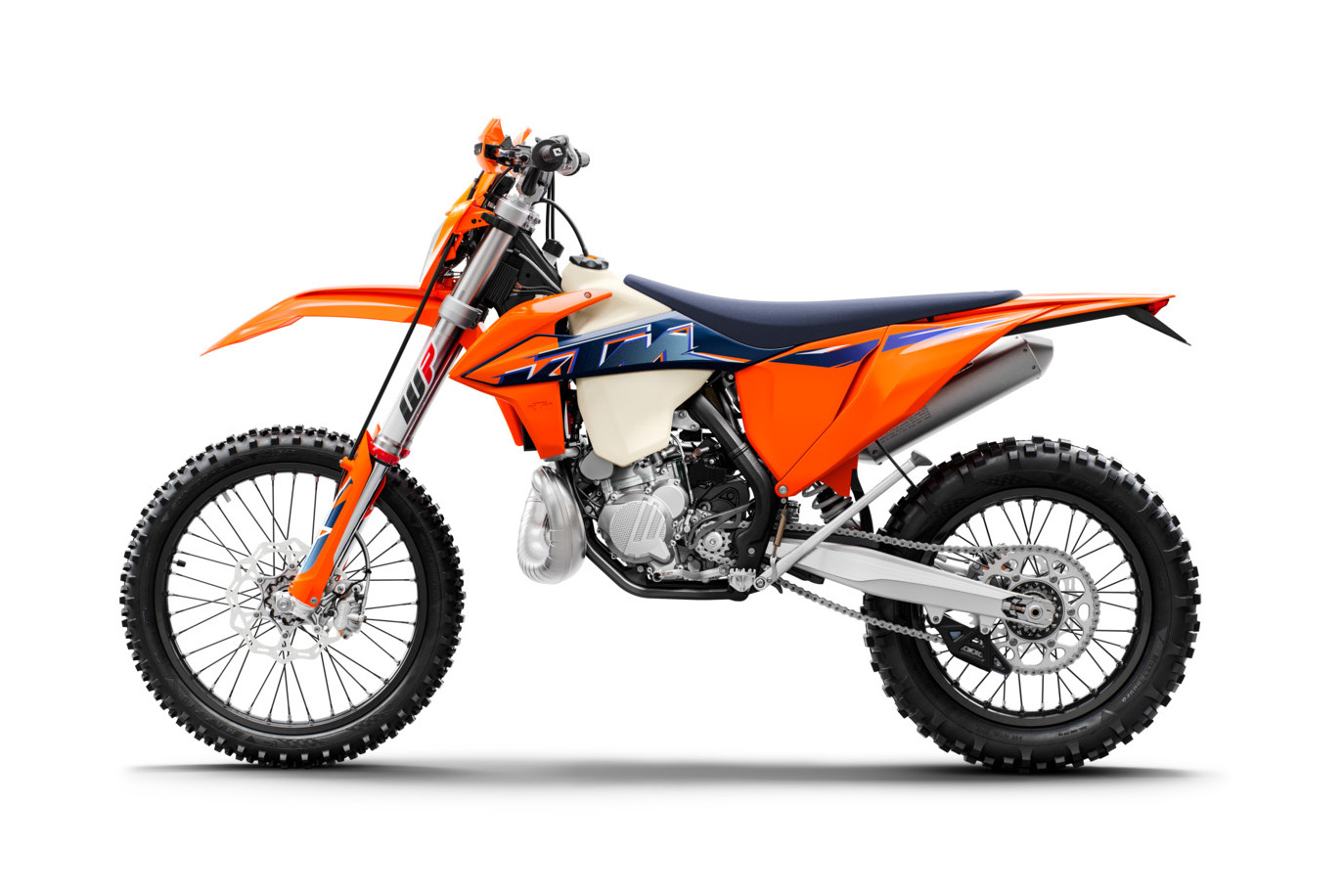 First look: 2022 KTM EXC and XC-W Enduro model range
